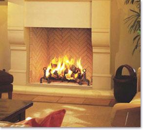 Royal Ovehead Door - Wood Burning Fireplaces FMI